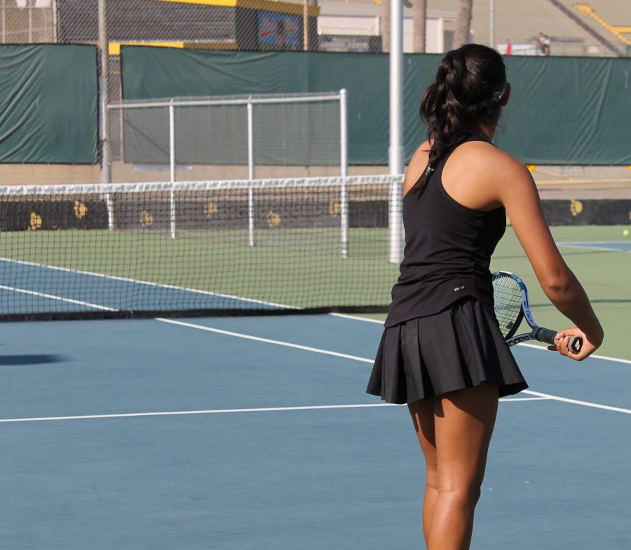 Girls+Tennis+secures+their+first+win+of+the+season