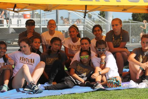 VHS Cross Country dominates at Channel League Race #1