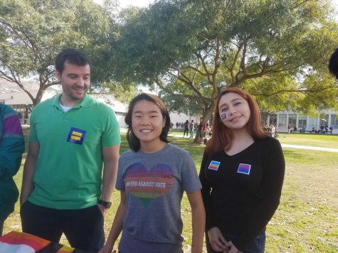 GSA helps celebrate Coming Out Day