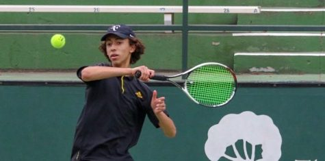 Boys tennis moves onwards to state tournament after championing CIF