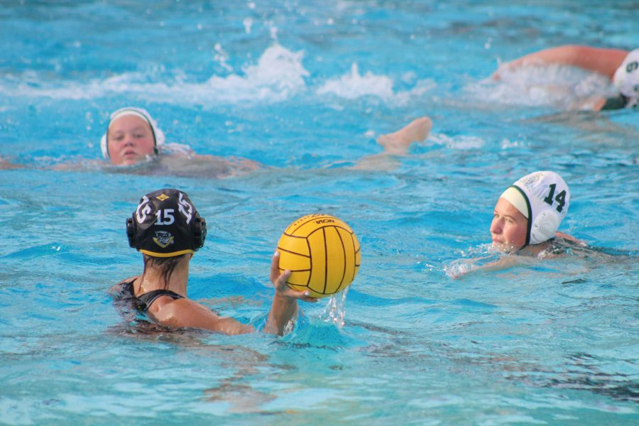 Girls water polo goes head to head with Santa Barbara High: Photo story