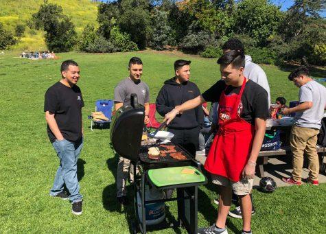 Photos from Ventura High School's Senior Picnic