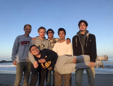 Photos: Seniors meet the sunrise to end off the year