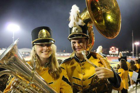 An inside look at Ventura High School's Pep Band