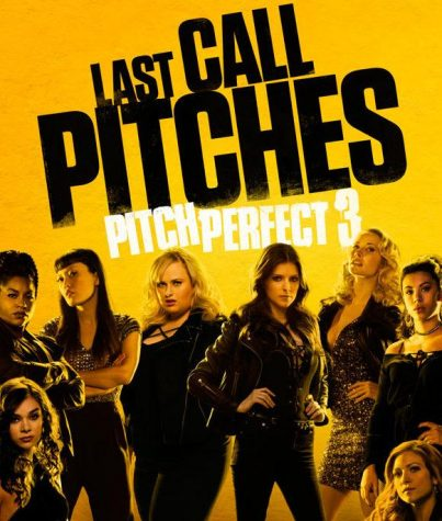 Pitch Perfect 3: Not the movie for me