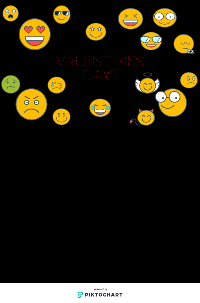 Watch+VHS+students+express+their+feelings+towards+Valentines+Day%21+%28through+emojis%29