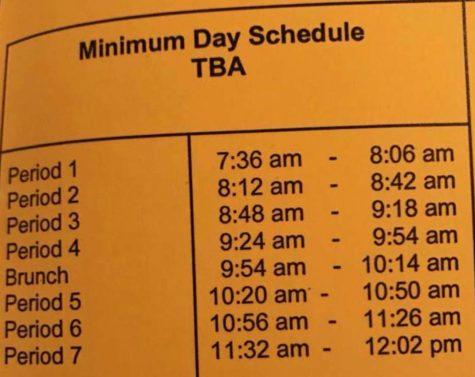 Weather hazards shift VHS students' schedule