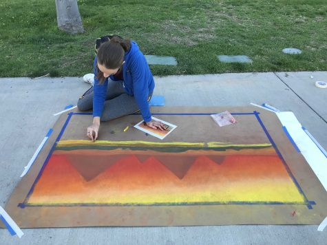VHS Chalk Festival chalked up to be a success