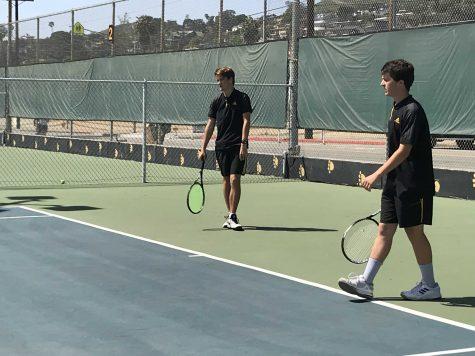Boys tennis is on a winning streak