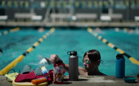 VHS Cougars just keep swimming…