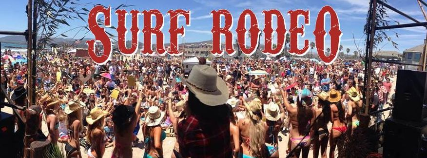 Surf Rodeo rides into Ventura once again