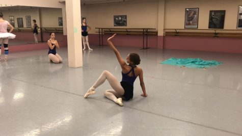 Student Feature: Alyssia Troutman escapes reality through dancing