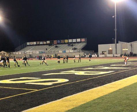 Ventura girls soccer makes their mark vs. San Marcos
