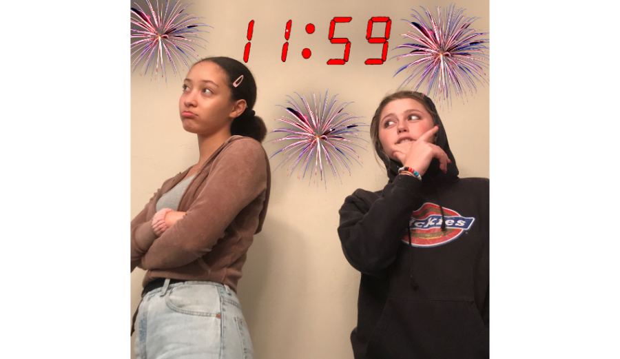 Summer & Acacia: New Years Eve