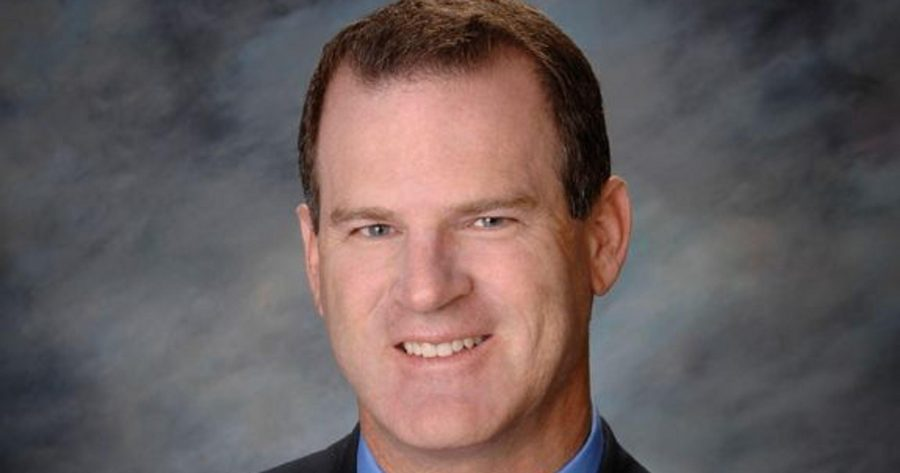 Incoming VUSD Superintendent Roger Rice. Photo by: Ventura County Office of Education