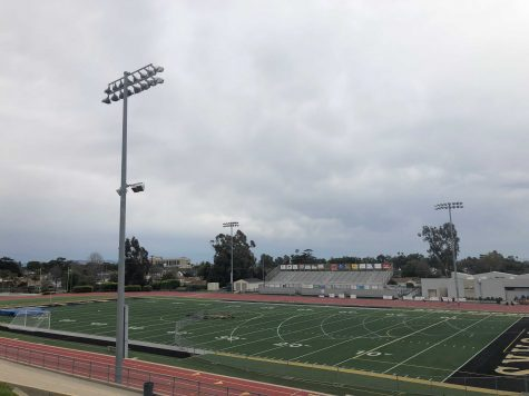 Larabee Stadium has been the starting point for many now or passed professional level athletes. Photo by: Gavin Cross