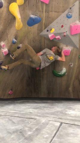 VHS students climb their way to the top at Boulderdash