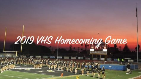2019 VHS Homecoming Game Highlights