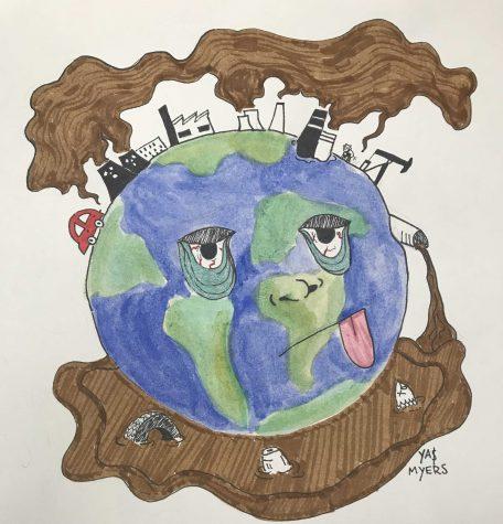Illustration by Yasmin Myers