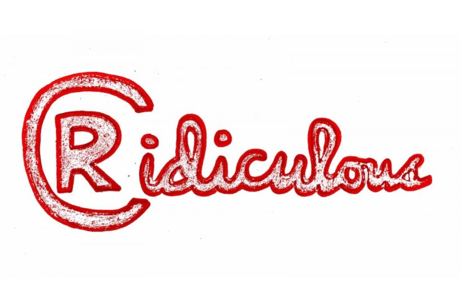The+Ridiculous+logo.+Drawing+by%3A+Peyton+Redmond+