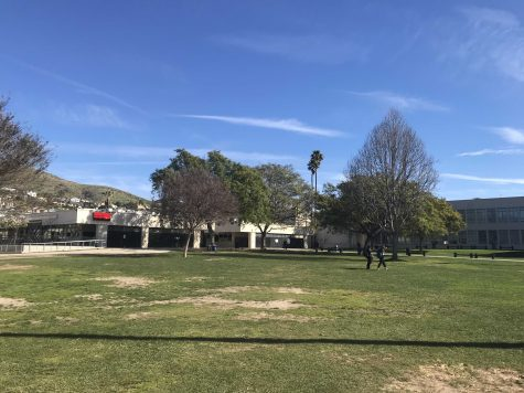Ventura High has been selected to become a School of Choice after being off the list for the last couple of years. Photo by: Yasmin Myers