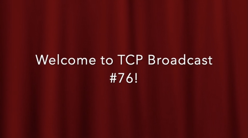 TCP Broadcast #76 1/6/21