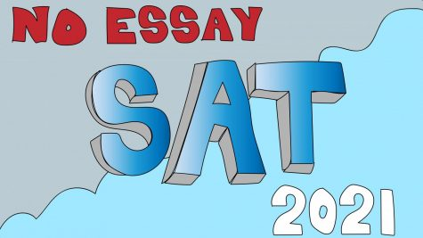 On January 19, 2021 the College Board announced that it will be retiring the SAT subject tests and essay. Graphic by: Greta Pankratz