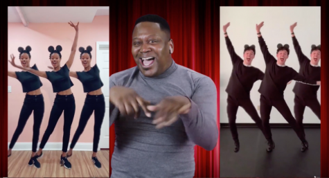 A sneak peek of the tik tok musically was previewed on the official ratatouille tik tok account, featuring Tituss Burgess as Remi the rat and backup dancers Joy Woods J.J. Niemann. Screenshot from the official Ratatouille tik tok account. @Ratatouille: The TikTok Musical Download permissions