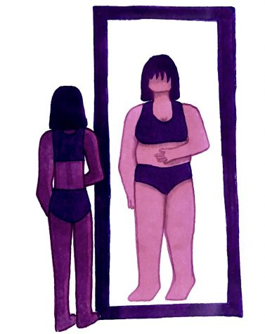 """Body image includes both how you feel about your appearance and what you see when you look at yourself in the mirror. Often, this mental image can be quite different than reality, especially for those struggling with an eating disorder."" Information from: Anad.org"