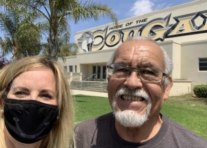 Charlotte DiPaolo will leave Ventura High School after the end of the 2020-2021 school year. Photo by Charlotte DiPaolo.